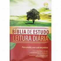 Central Bíblias: Bíblia De Estudo Leitura Diária