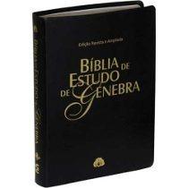 Bíblia De Estudo De Genebra Frete Grátis