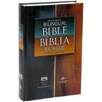 Bíblia Bilingue Ntlh Port/inglês Sbb Capa Dura