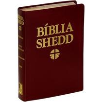 Bíblia Shedd De Estudo Luxo Frete Grátis