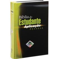 Bíblia Do Estudante De Aplicação Pessoal - Melhor Preço