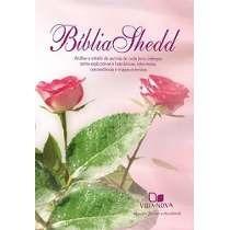 Bíblia De Estudo Shedd Luxo Feminina Frete Grátis