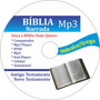 Bíblia Mp3 Narrada Hebraico E Grego + Frete Grátis