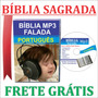 Bíblia Narrada Em Áudio Mp3 + Frete Grátis