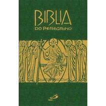 Bíblia Do Peregrino Capa Cristal Editora Paulus