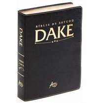 Bíblia De Estudo Dake (marrom Com Caramelo E Outras Cores.