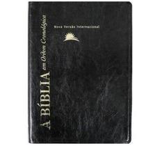 Bíblia Em Ordem Cronológica - Nvi Frete Grátis