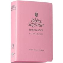 Bíblia Com Harpa Letra Grande Várias Cores Linda!!! 14x21,5