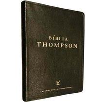 Bíblia De Estudo Thompson Capa Luxo Frete Grátis