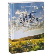 Kit C/5 Bíblias Sagrada Ra Missionária - Fonte De Bênçãos