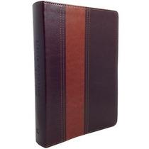 Bíblia De Estudo Thompson Couro Luxo