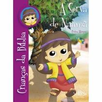 Livro-crianças Da Bíblia - A Serva De Naamã
