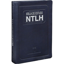 Bíblia De Estudo Ntlh Novo Tamanho Nova Cor