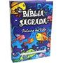 Bíblia Sagrada Palavra Da Vida Ilustrada E Divertida-criança