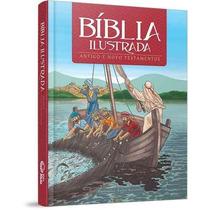 Bíblia Ilustrada Infantil Histórias Inesquecíveis 7 A 13anos