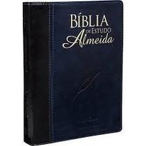 Bíblia De Estudo Almeida - Luxo