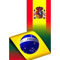 Curso Espanhol Áudio 35 Cds Aprenda No Carro Frete Grátis