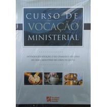 Curso De Vocação Ministerial - Faculdade Teológica Betesda