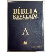 Biblia Revelada Alpha Di Nelson Comentada At Vs X Vs Oferta!