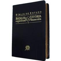 Bíblia Batalha Espiritual E Vitória Financeira