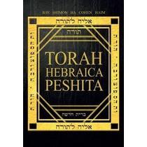 Bíblia Torah Hebraica Peshita