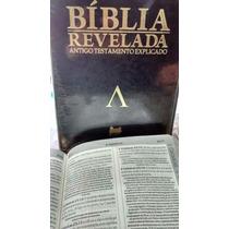 Biblia Revelada Alpha Di Nelson Comentada At Vs X Vs S/juros
