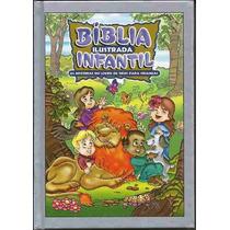 Bíblia Ilustrada Infantil Obra Clássica 06 Peças