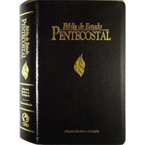 Bíblia De Estudo Pentecostal Pequena