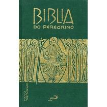 Bíblia Do Peregrino - Novo Testamento - Capa Cristal