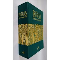 Bíblia Do Peregrino - Capa Dura - Editora Paulus Sagrada