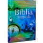 Kit Com 5 Bíblia Masculina Capa Dura Ilustrada Ra
