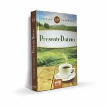 Devocional Presente Diario 19 - Tamanho Tradicional 2016