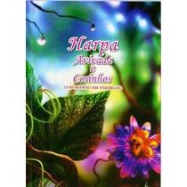 Livro: Harpa Avivada E Corinhos C/ Refrãoinred(frete Grátis)
