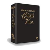 Bíblia De Estudo Preparando Casais Para Vida