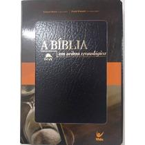 Bíblia Em Ordem Cronológica Nvi Preta Covertex