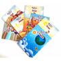 Histórias Bíblicas P/ Crianças Kit 8 Volumes - Frete Grátis