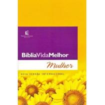 Bíblia Nvi Vida Melhor: Mulher-tam 13,5 X 20,5 Cm