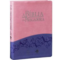 A Bíblia Sagrada Da Pregadora Ra - Quase 2 Mil Esboços- Rosa