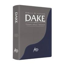 Bíblia De Estudo Dake Rc Dicionário Expandido Índice Lateral