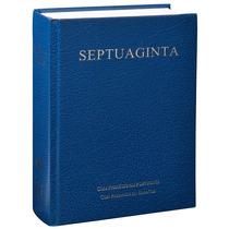 Bíblia Septuaginta - Introdução Em Grego Latim Alemão E Ingl
