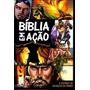 Bíblia Em Ação - História De Salvação Do Mundo - Quadrinhos.