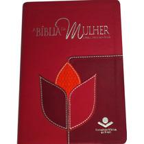 Bíblia Da Mulher Estudo Devocional Revista E Corrigida