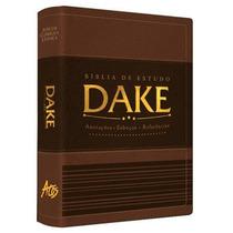 Bíblia De Estudo Dake Nova Edição Dicionário Expandido