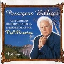 Bíblia Sagrada Completa Em Áudio Gravado Cid Moreira Em Mp3