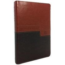 Bíblia Do Ministro Nvi Marrom Café Edição Luxo