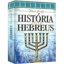 História Dos Hebreus Flávio Josefo- Cpad