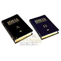 Kit Biblia Revelada - Di Nelson Alpha At + Omega Nt - Sjuros