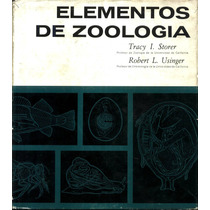 Elementos De Zoologia - Tracy I. Storer