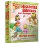 Dia A Dia Com A Bíblia (historias Bíblias Para Crianças)