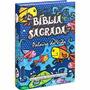 Bíblia Sagrada Para Crianças Ilustrada Linguagem Atual